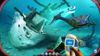 【小熙解说】美丽水世界02 发现阴森恐怖的深海神秘沉船