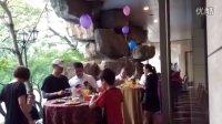 FC- VLOG室外泳池开幕派对+自助餐(Pool Party)