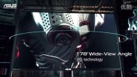 华硕ROG电竞显示器宣传片-Swift PG27系列显示器