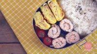 太阳猫早餐|三文鱼寿司卷