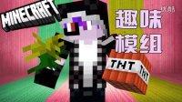 【烯尊】趣味模组&植物TNT:炸弹的新用法 | 我的世界&Minecraft