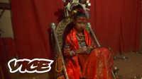 生而为神 尼泊尔的库玛丽童女神