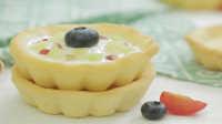 不一样的美味蛋挞 酸奶水果塔 13