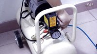 激光切割雕刻机——如何使用空压机