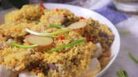 Get到一道硬菜 小米蒸排骨 +32