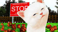 【小熙解说】模拟猫咪 神力特工猫杀人炸楼还能喷射便便飞上天