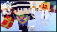 【英海】【日期挑战】寻找礼物!被雪人追杀!-1.11小游戏地图