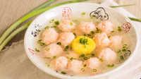 冬日暖汤 萝卜丝虾丸汤 57