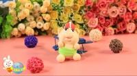 儿童手工制作DIY十二生肖战士小猪 03