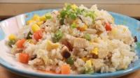 儿童营养餐美味晚餐 扬州炒饭 10