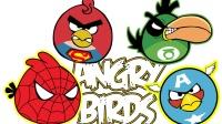 儿童创意手工制作愤怒的小鸟 12