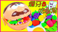 大嘴先生吃缤纷水果餐 14