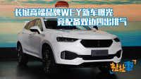 长城高端SUV竟配备四出排气 新款昂克赛拉售价曝光 545