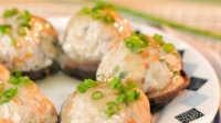 美味蒸菜 藕丁酿香菇 68