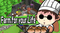 【小枫的沙盒生存】在获菜谱,奸商小枫已经上线! | 农场生活#5