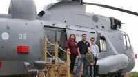 """房车算啥?一家人买直升机做""""房机""""!"""