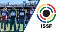 男子飞碟双多向-2016年国际射联飞碟世界杯罗马站,意大利
