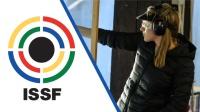 女子25米手枪决赛-2016年国际射联总决赛博洛尼亚站, 意大利
