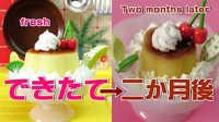 【喵博搬运】【日本食玩-不可食】把魔幻小厨房食物放置2个月  (=゚ω゚)ノ