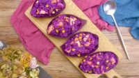 紫薯补丁沙拉 268
