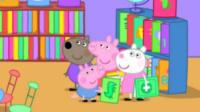 亲子早教 识字116 小猪佩奇学汉字 第二季 粉红猪小妹