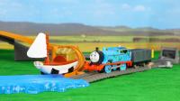 托马斯和他的朋友们 托马斯与斯基夫宝藏追逐游戏 多多岛迷失宝藏轨道