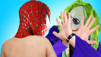 小丑的担忧爆棚 搞笑蜘蛛侠来了201