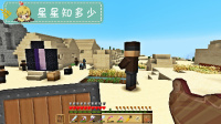 我的世界生存第123期(发现沙漠村庄与神殿,抓捕兔子)