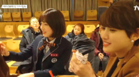 中字 Red Velvet 红色天鹅绒 朴秀荣(Joy) 新剧拍摄花絮 她爱上了我的谎