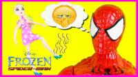 艾莎公主与蜘蛛侠有个约会 125