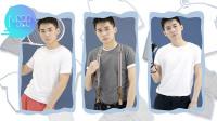 4招素T恤穿出高级感,男神们的这些小心机你都学会了吗!【I-SEE罐头时尚】