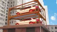 高科技!这个城市的汽车都能开上楼,原来是这么设计的