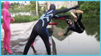 蜘蛛侠的池塘整蛊计划 188