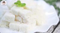椰蓉牛奶小方 超级简单的夏日小甜品 89