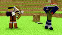 【酷爱游戏解说】我的世界Minecraft领域服直播,老高来和我们玩小游戏