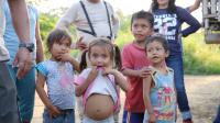 探险亚马逊丛林 惊现能讲四种语言的孩子 35