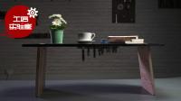 4块木板=1张桌子!简单几步,以前怎么没想到!【工匠实验室】