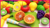 认水果亲子玩具教学视频 亲子互动缤纷水果玩具试玩 小猪佩奇 秦时明月 奥特曼 彩虹乐园