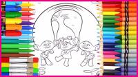 魔发精灵上彩色画画视频 亲子互动智力游戏知识学堂 小猪佩奇 熊出没 奥特曼 彩虹乐园
