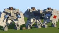 【逍遥小枫】脑洞奇大! 神一般的萤石大战幽灵! | Minecraft植物大战僵尸#2