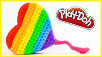 爱心形冰棒玩具亲子手工 彩泥儿童造型玩具试玩 249