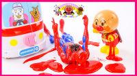 面包超人救护车玩具扮家家 257