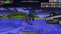 虚无世界2EP23: 历时一个小时被珊瑚守卫一顿乱锤成瓜皮了哼我还会回来的