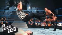 WWE十大精彩瞬间 之 裁判也疯狂