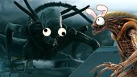 5分钟爆笑速看《异形:契约》:地球移民团惨遭机器人诈骗!#大鱼FUN制造