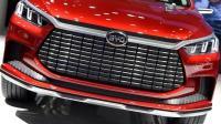 比亚迪全新造型首款SUV来了, 档次明显提升, 果断放弃汉兰达