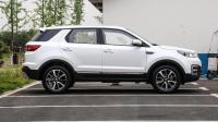 网报CS55共计推出8款车型, 售价区间7.58-12.88万元