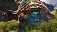 【逍遥小枫】方舟: 生存进化-杀戮灭绝#15:驼峰兽与农场里的食人花!