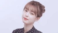 【丽子美妆】中文字幕 CHES-短发丸子头教程