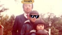 八卦:林志颖晒合影照傻傻分不清楚 发型也遗传?